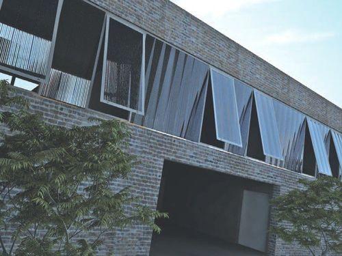 Окна из поликарбоната: дешево и практично