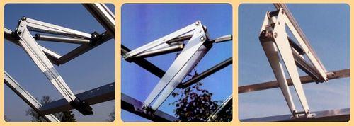 Автоматическая форточка для теплицы из поликарбоната своими руками