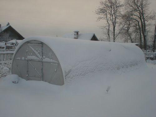 Своевременная очистка от снега