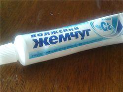 Полировать оргстекло можно зубной пастой
