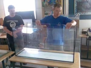 Своими руками изготовление из оргстекла аквариума