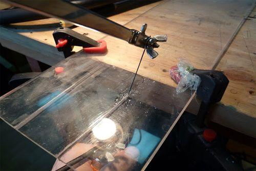 Лазер для резки оргстекла своими руками видео