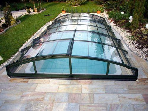 Как укладывать профилированный поликарбонат для крыши