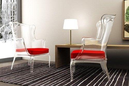 Кресло из поликарбоната