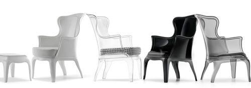 О разнообразии прозрачных стульев из поликарбоната