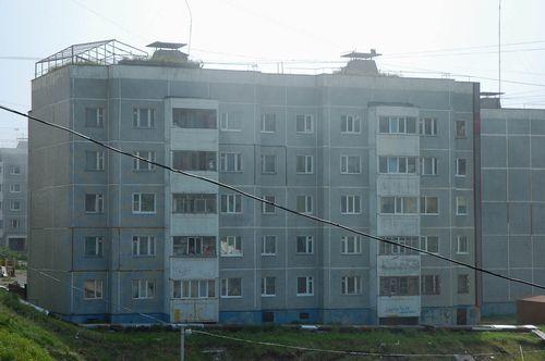 Теплица на крыше