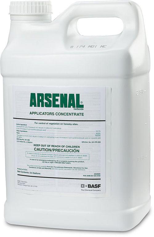 Инструкция по применению и дозировка гербицида Арсенал