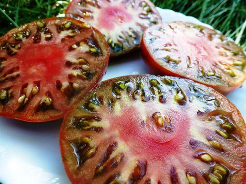 Арбузный томат
